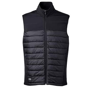 Men's Summit Puffer Body Softshell Vest