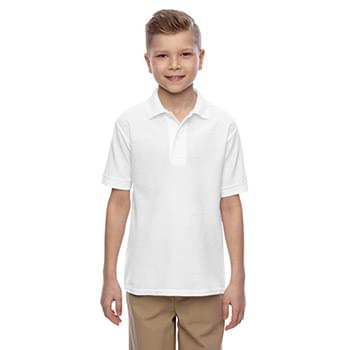 Youth 5.3 oz. Easy Care Polo
