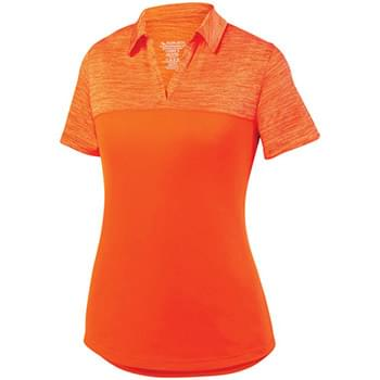 Ladies' Shadow Tonal?Heather Polo