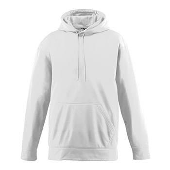 Adult Wicking Fleece Hooded Sweatshirt