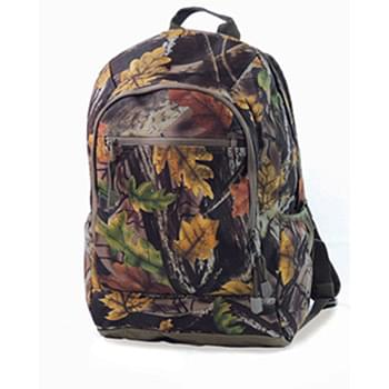 Sherwood Camo Backpack