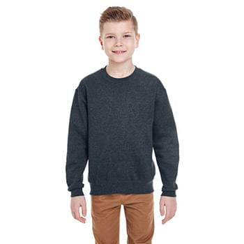 Youth 8 oz. NuBlend Fleece Crew