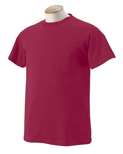 5.6 oz., 50/50 Best Pocket T-Shirt