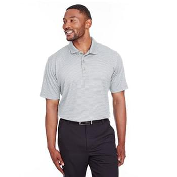 Men's Performance Stripe Polo