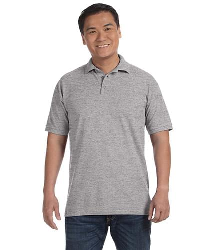 Ringspun Cotton Pique Polo