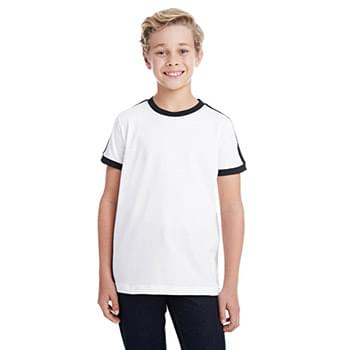 Youth Soccer Ringer T-Shirt