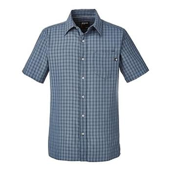 Men's Elridge Woven Short-Sleeve Shirt