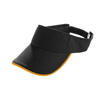Youth Athletic Mesh Two-Color Visor