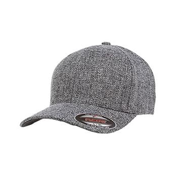 Adult Poly M?lange Heather Stretch Cap