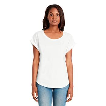 Ladies' Dolman with RolledSleeves