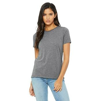 Ladies' Relaxed Triblend T-Shirt