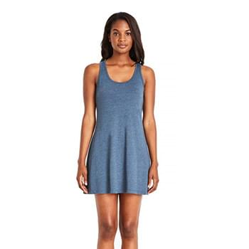 Ladies' Triblend Racerback Tank Dress