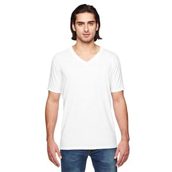 Adult Triblend V-Neck T-Shirt