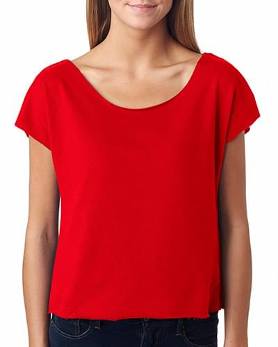 Ladies' Terry Dolman Tee