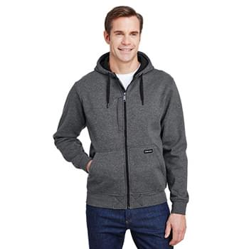 Men's Bateman Power Full Zip Hooded Fleece
