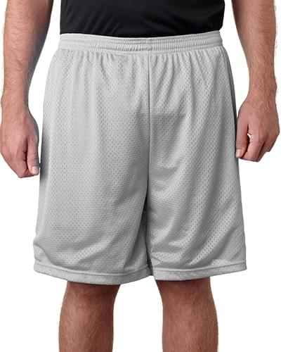 Adult Seven Inch Inseam Mesh/Tricot Short