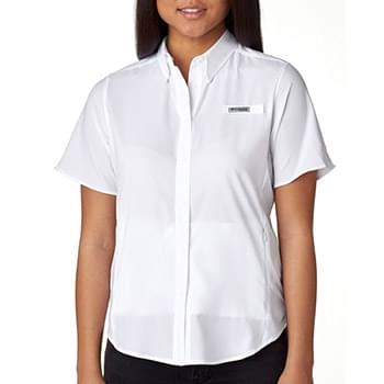 Ladies' Tamiami II Short-Sleeve Shirt