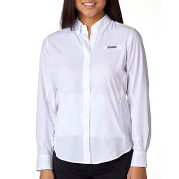Ladies' Tamiami II Long-Sleeve Shirt