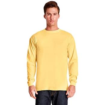 Adult Inspired Dye Long-Sleeve Crew