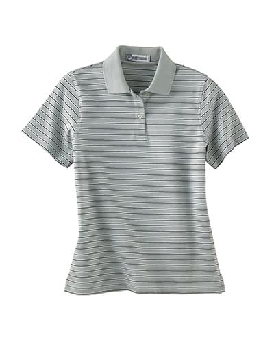 Ladies' Jersey Stripe Polo