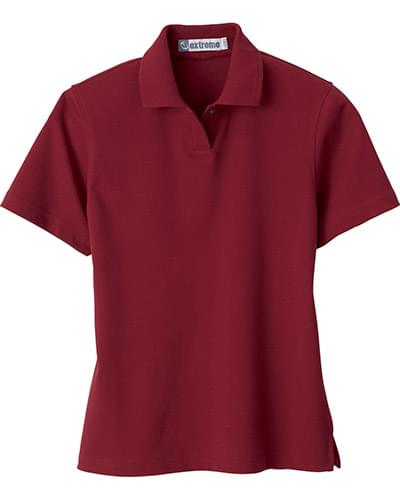 Ladies' Edry Interlock Polo