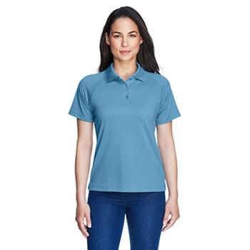 Ladies' Eperformance? Ottoman Textured Polo