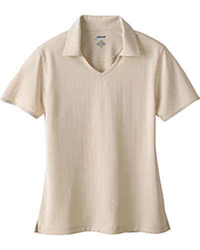 Ladies' EPerformance Jacquard Polo