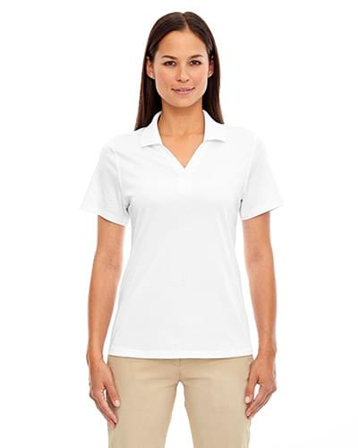 Edry Ladies' Silk Luster Jersey Polo