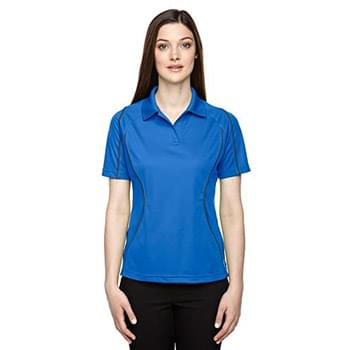 Ladies' Eperformance? Velocity Snag Protection Colorblock Polo with Piping