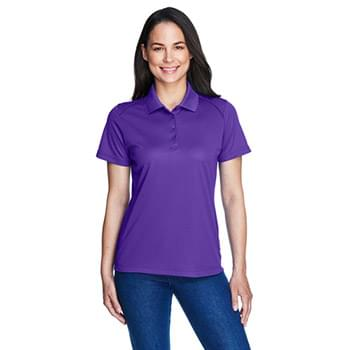 Ladies' Eperformance Shield Snag Protection Short-Sleeve Polo
