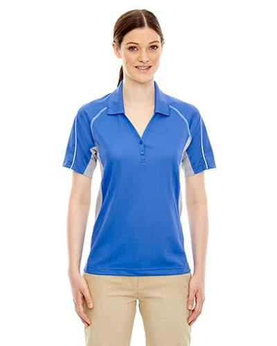 Ladies' Eperformance Parallel Snag Protection Polo with Piping