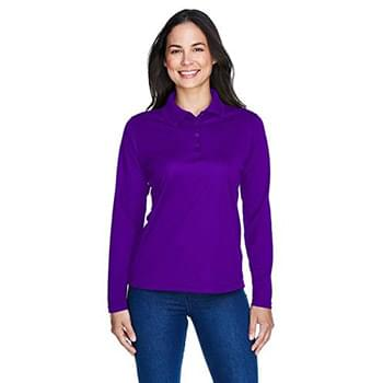 Ladies' Eperformance? Snag Protection Long-Sleeve Polo