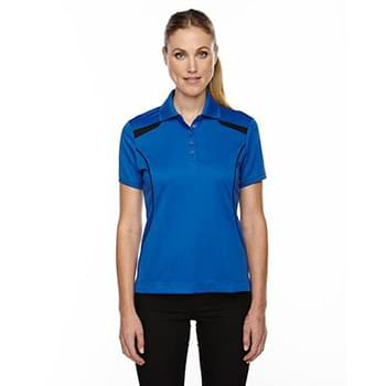 Ladies' Eperformance?' Tempo Recycled Polyester Performance Textured Polo