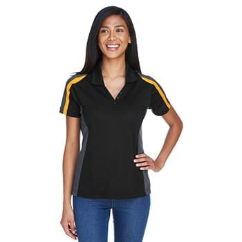 Ladies' Eperformance? Strike Colorblock Snag Protection Polo