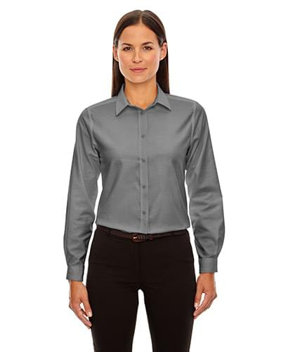 Ladies' Windsor Long-Sleeve Oxford Shirt