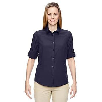 Ladies' Excursion Concourse Performance Shirt