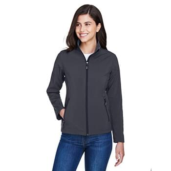 Ladies' Cruise Two-Layer Fleece Bonded SoftShell Jacket