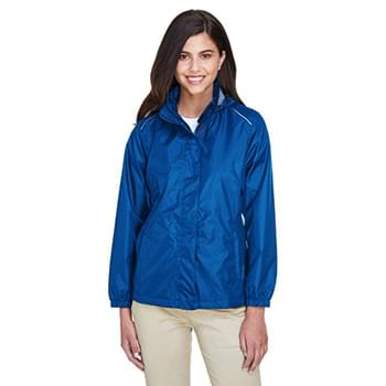 Ladies' Climate Seam-Sealed Lightweight Variegated Ripstop Jacket