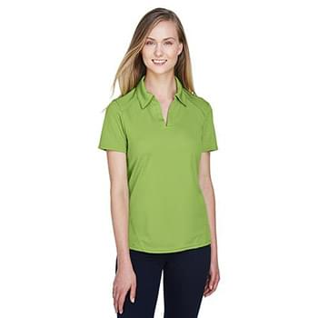 Ladies' Recycled Polyester Performance Piqu? Polo