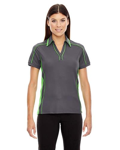 Ladies' Sonic Performance Polyester Piqu Polo
