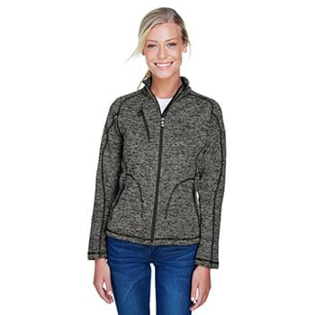 Ladies' Peak Sweater Fleece Jacket