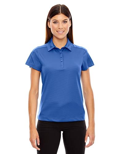 Ladies' Symmetry UTK cool?logik Coffee Performance Polo