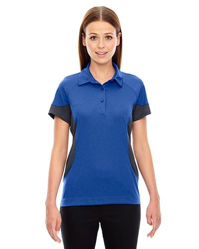 Ladies' Refresh UTK cool?logik? Coffee Performance M?lange Jersey Polo