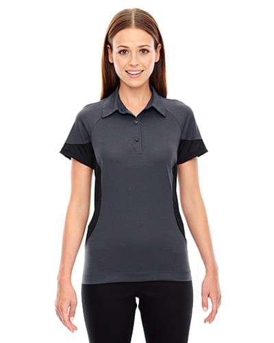 Ladies' Refresh UTK cool?logik Coffee Performance Mlange Jersey Polo