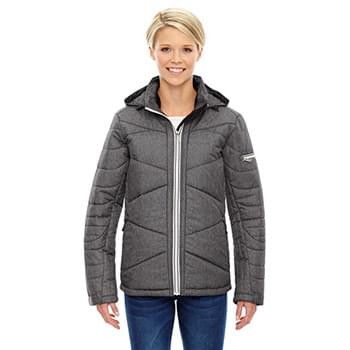 Ladies' Avant Tech M?lange Insulated Jacket with Heat Reflect Technology