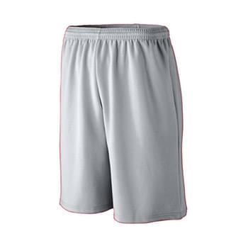 Adult Wicking Mesh Athletic Short