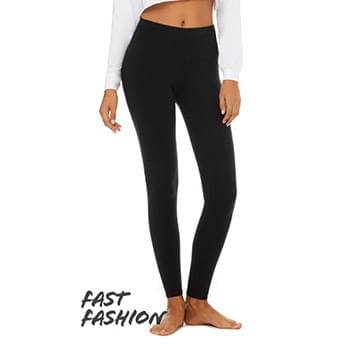 Fast Fashion Ladies' High Waist Fitness Legging