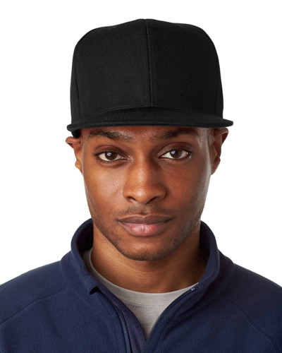 Adult Flat Bill Cap