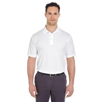 Men's Tall Cool & Dry Mesh Piqu Polo