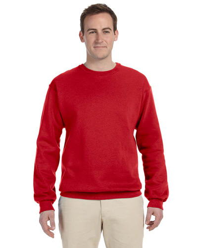 Adult 12 oz. Supercotton? Fleece Crew